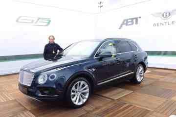 Bentley Bentayga - Das ultimative Luxus-Dickschiff mit 12-Zylinder-Dampf