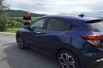 Honda HR-V 1,6 Executive - sparsamer Crossover, der keine Nachbarn ärgert