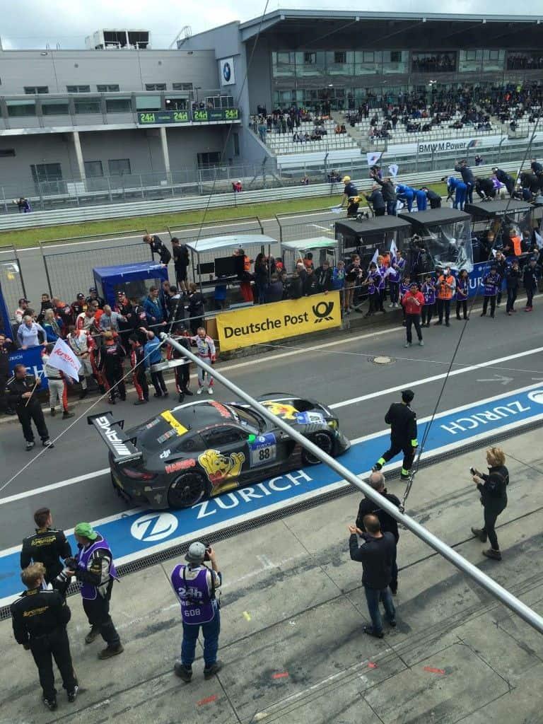 Das 24-Stunden-Rennen am Nürburgring - Das engste Rennen aller Zeiten!