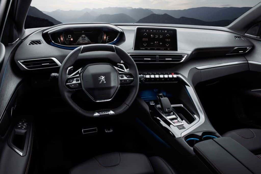 Peugeot 3008 GT Cockpit