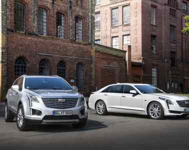 Cadillac zeigt gleich zwei neue Fahrzeuge