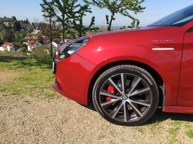 Alfa Romeo Giulietta Felge