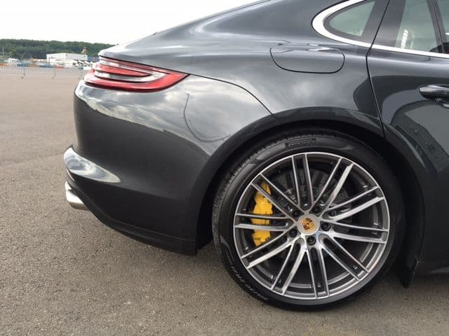 Porsche Panamera Felge 2016