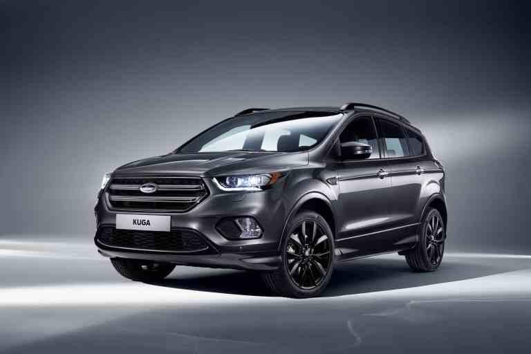 Ford Kuga ab sofort bestellbar - Marktstart für Anfang 2017 geplant