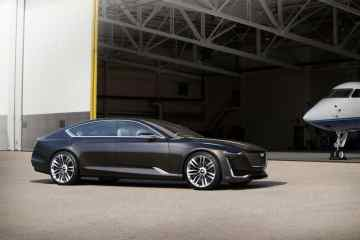 Cadillac zeigt neues Konzeptfahrzeug