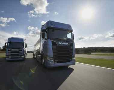 Scania bringt neue Lkw-Generation auf den Markt