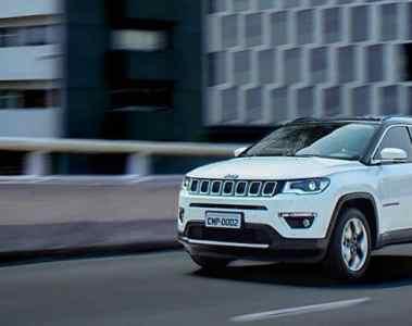 Weltpremiere des neuen Jeep Compass in Brasilien