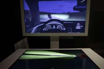 Audi Lichttechnik Matrix LED