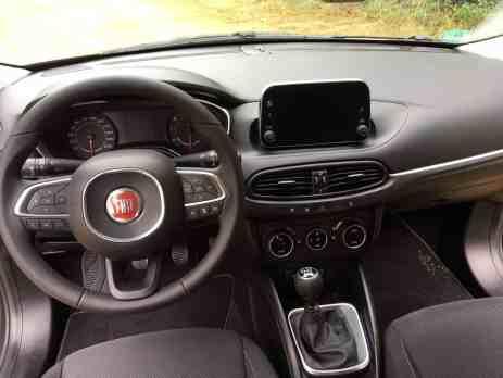 Fiat Tipo Kombi Innenraum