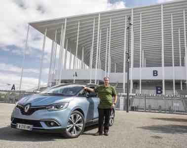 Zweieiiger Zwillingswagen – neuer Renault Scénic und Grand Scénic