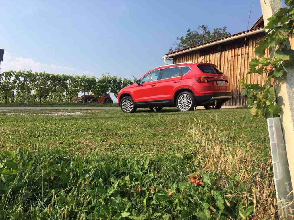 Seat Ateca - der Stier unter den kompakten SUVs