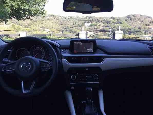 Mazda6 Mittelkonsole