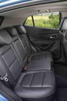 Opel MOKKA X Rücksitze
