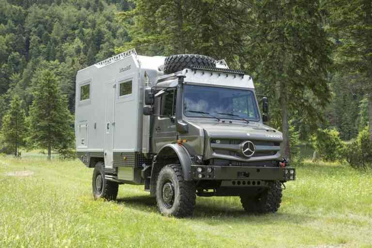 Das Reisemobil fürs Abseits: Bimobil EX 435