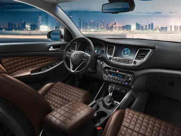 """Hyundai Tucson """"25 Jahre"""""""