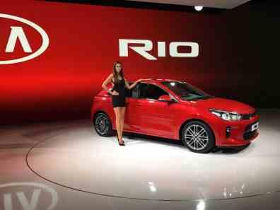 Kia - neuer Rio