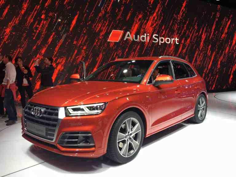 Neuer Audi Q5 kommt Anfang 2017