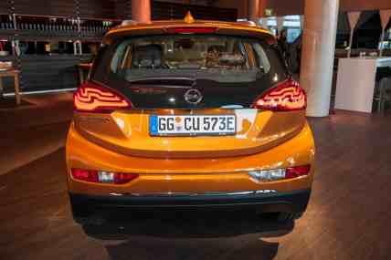 Opel Ampera-e Heck