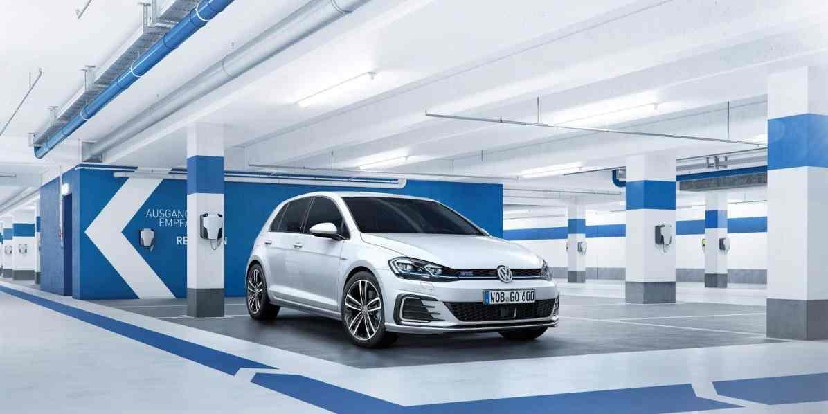 VW Golf Modelljahr 2017