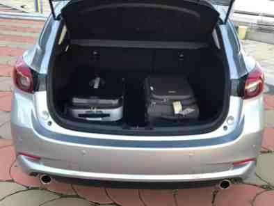 Mazda3 Kofferraum