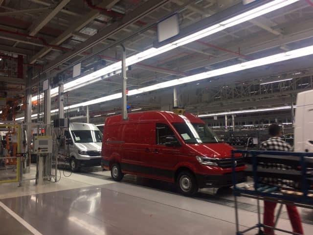 Autoindustrie im Rückwärtsgang