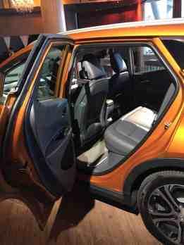 Opel Ampera-e Rücksitze