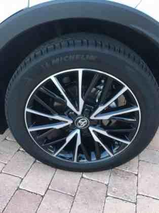 Toyota C- HR Felge