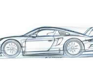 Los Angeles: Weltpremiere der Panamera Executive-Modelle und des 911 RSR