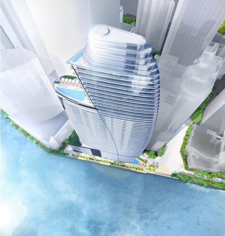 In Miami Entsteht Ein Wolkenkratzer Mit Aston Martin Design Der Autotester De