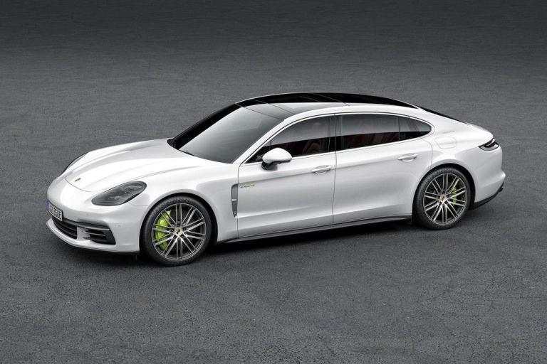 Los Angeles 2016: Der Porsche für Chauffeure