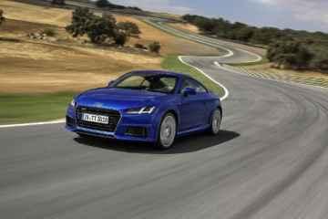 Audi TT: Diesel jetzt mit quattro