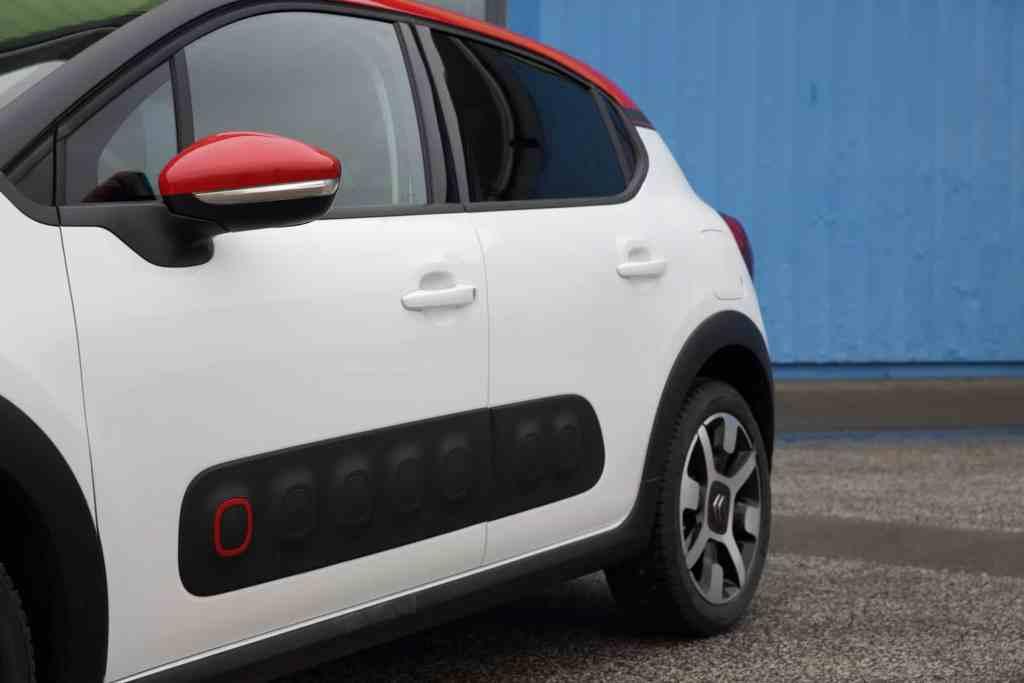 Citroën C3 Airbumps