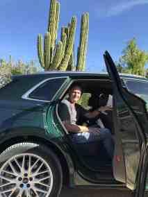 Audi Q5 Rücksitze
