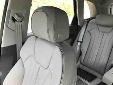 Audi Q5 Sitze