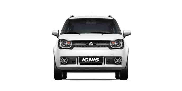 Suzuki Ignis erhält Bestnoten im Euro NCAP-Crashtest