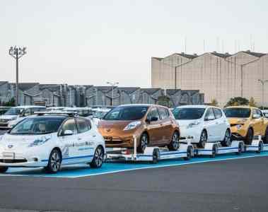 Nissan lässt im Januar fast jedes zweite Auto selbst zu