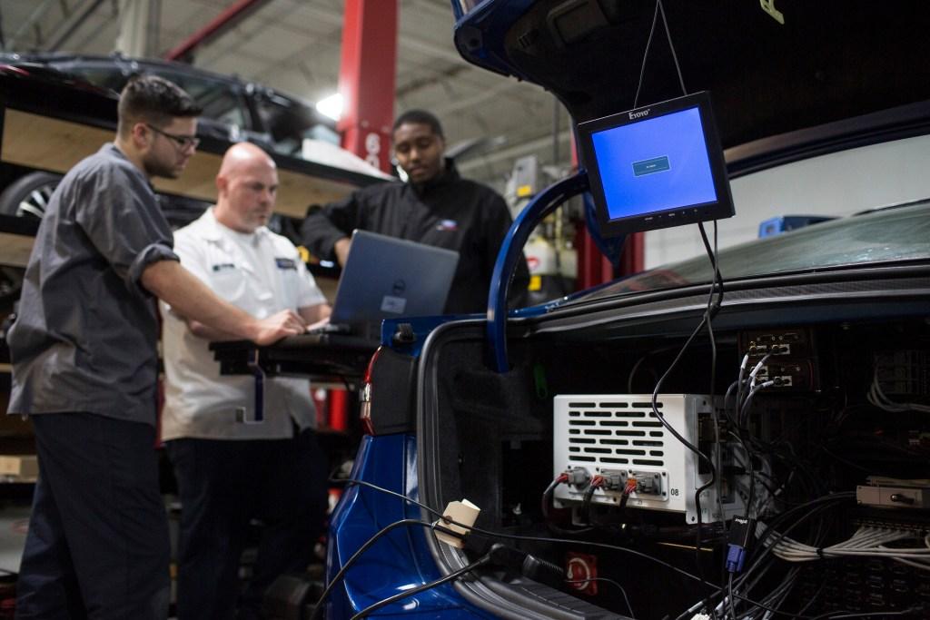 Ford stellt nächste Generation autonom fahrender Autos vor