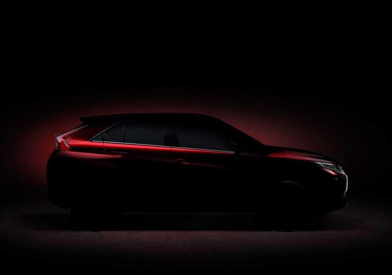 """Mitsubishi stellt neuen """"Compact-SUV"""" in Genf vor"""