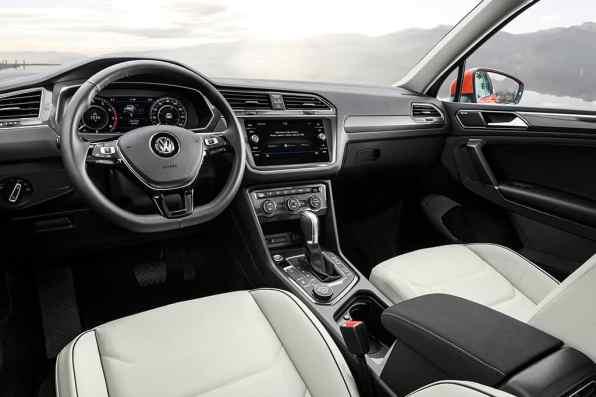 Volkswagen Tiguan (USA)