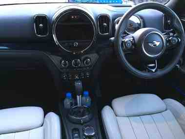 MINI Countryman Cooper S All4 (2017) Interieur