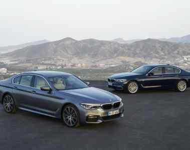 Detroit 2017: BMW schickt den 5er ins Rennen