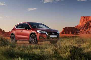 "DS 4 Crossback als Sondermodell ""Terre Rouge"""