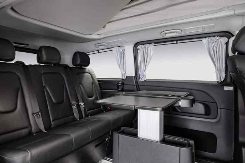 Mercedes-Benz Marco Polo Horizon Innenraum