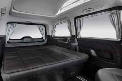 Mercedes-Benz Marco Polo Horizon Liegefläche