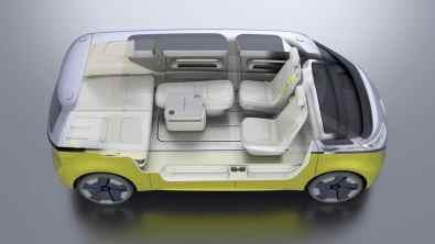 Volkswagen I.D. Buzz Innenraum