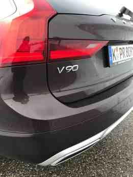 Volvo V90 Cross Country Unterfahrschutz