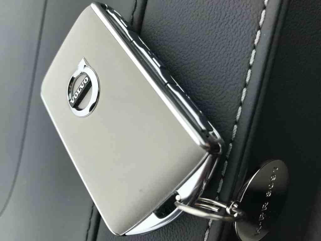 Volvo Schlüssel
