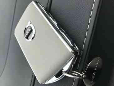 Volvo V90 Cross Country Schlüssel