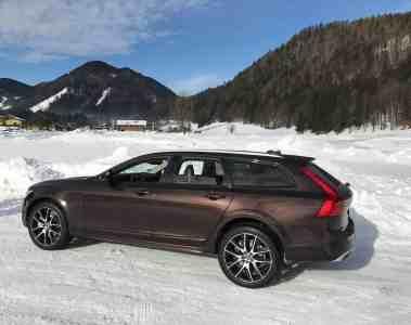 Volvo S90 und V90 jetzt mit Plug-in-Hybrid-Antrieb