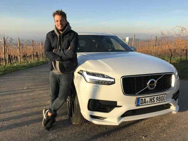 Sorry, du Modell - I'm gonna pimp my Volvo